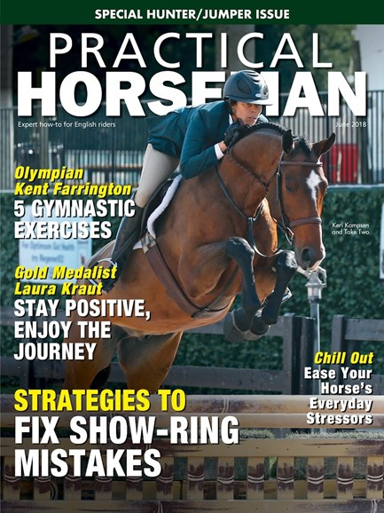 Practical Horseman Cover - 6/1/2018