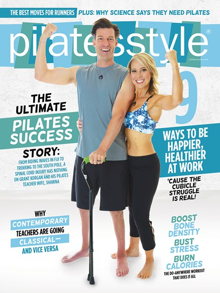 Pilates Style Cover - 5/1/2018