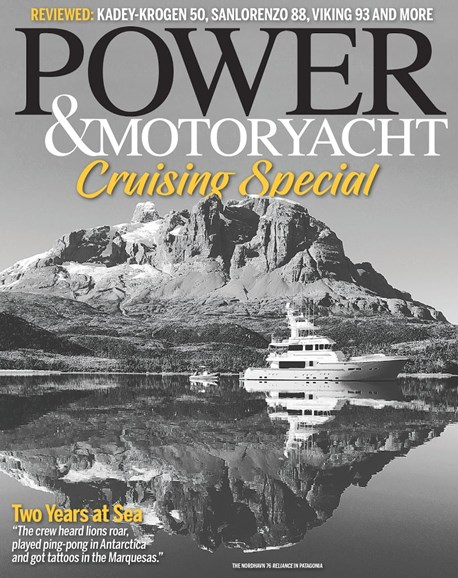 Power & Motoryacht Cover - 6/1/2018
