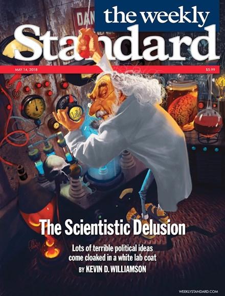 Washington Examiner Cover - 5/14/2018