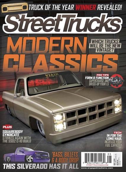Street Trucks Cover - 5/1/2018