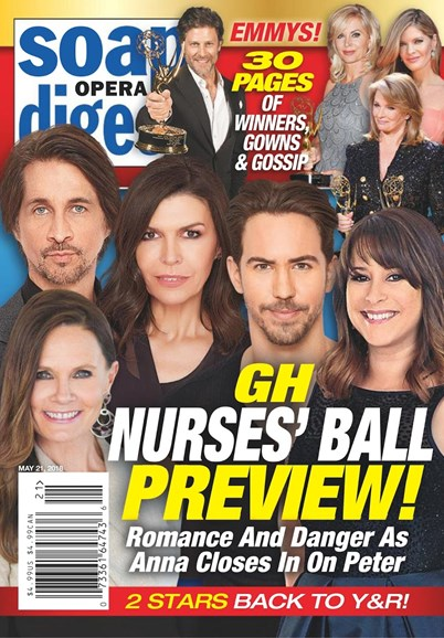 Soap Opera Digest Cover - 5/21/2018