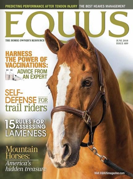 Equus Cover - 6/1/2018