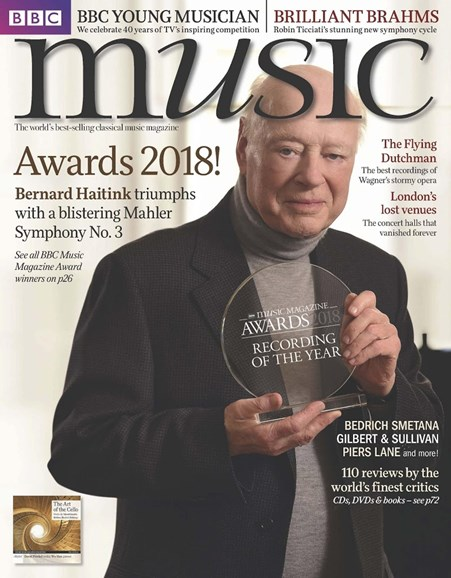 BBC Music Cover - 5/1/2018