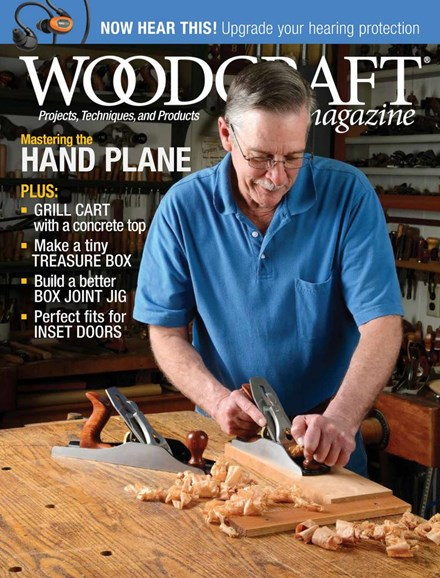 Woodcraft Cover - 6/1/2018