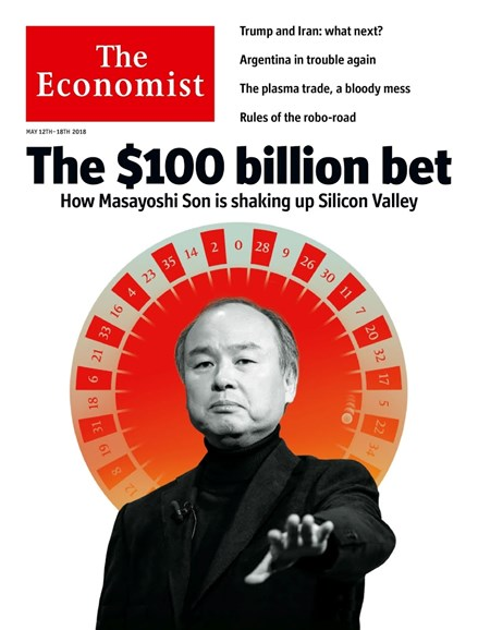The Economist Cover - 5/12/2018