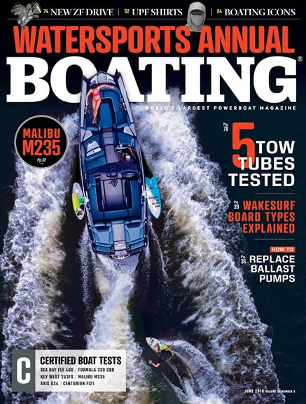 Boating Cover - 6/1/2018