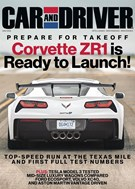 Car And Driver Magazine 6/1/2018