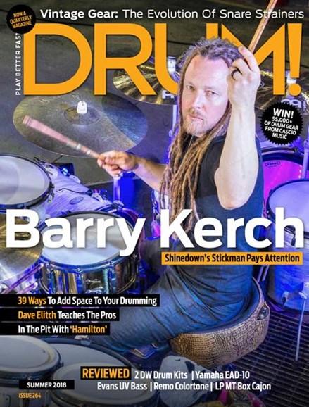 Drum! Cover - 6/1/2018