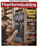 Fine Homebuilding Magazine 7/1/2018