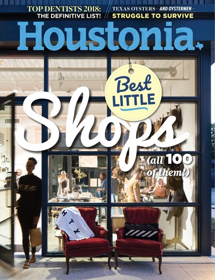 Houstonia Cover - 5/1/2018