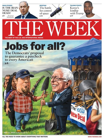 The Week Cover - 5/11/2018