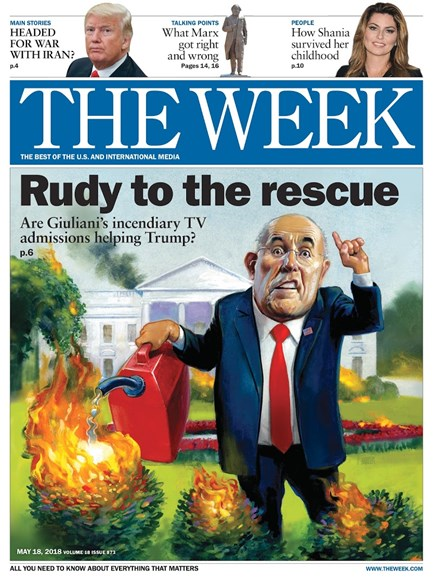 The Week Cover - 5/18/2018