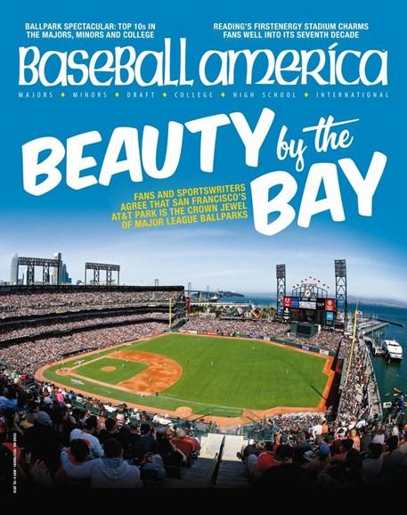 Baseball America Cover - 5/4/2018