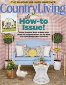 Country Living Magazine 6/1/2018