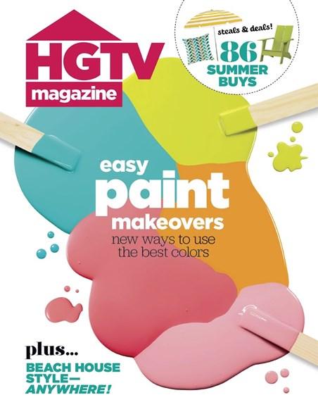 HGTV Cover - 6/1/2018