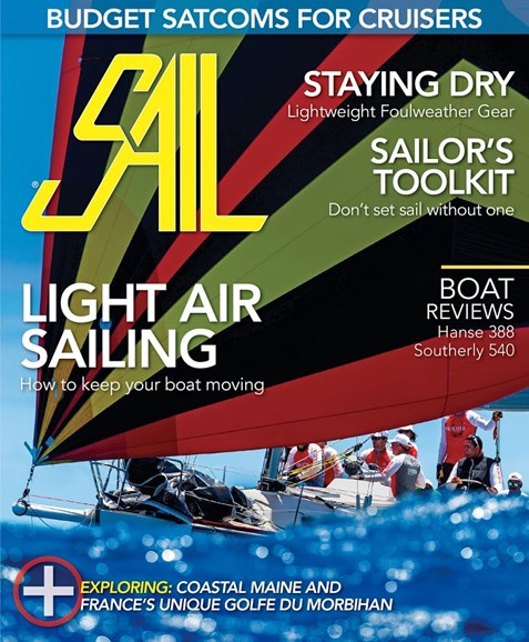 Sail Cover - 6/1/2018