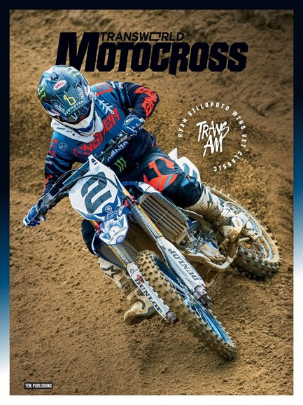 Transworld Motocross Cover - 6/1/2018