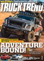 Truck Trend Magazine | 7/2018 Cover