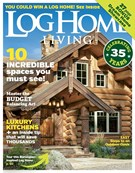 Log Home Living Magazine 6/1/2018