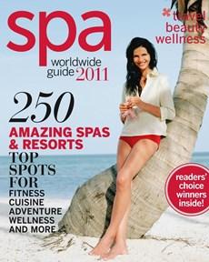 Spa Magazine   12/2011 Cover