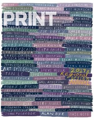 Print Magazine | 12/1/2017 Cover