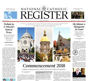 National Catholic Register | 1/1/2023 Cover