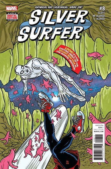 Silver Surfer Cover - 2/1/2017