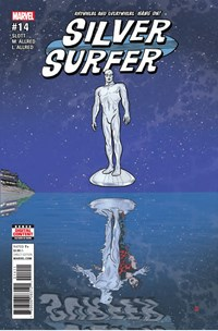 Silver Surfer | 12/1/2017 Cover