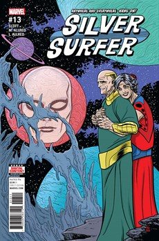 Silver Surfer | 10/2017 Cover