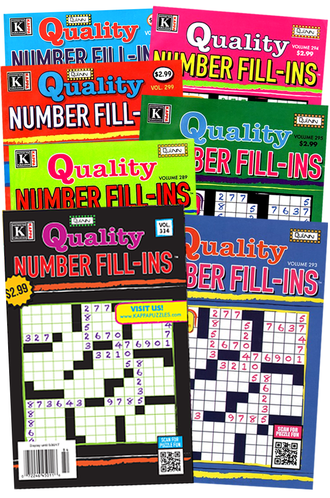 Best Price for Quality Number Fill-Ins Magazine Subscription