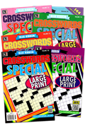 Blue Ribbon Crosswords Special