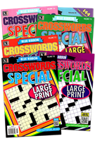 Blue Ribbon Crosswords Special Magazine 1/1/2026