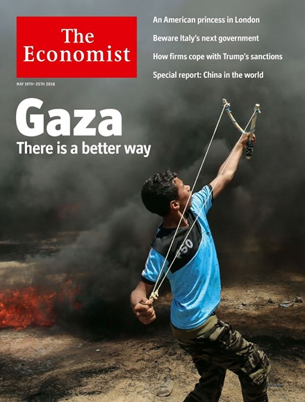 The Economist Cover - 5/19/2018