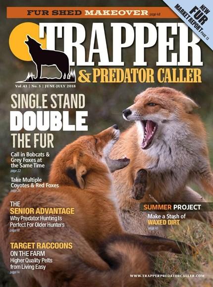 Trapper & Predator Caller Cover - 6/1/2018