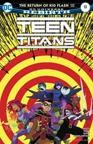 Teen Titans Comic 12/1/2017