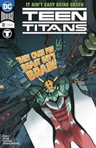 Teen Titans Comic 5/1/2018