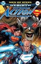 Superman Action Comics 2/1/2017