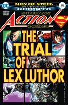 Superman Action Comics 2/15/2017