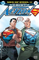 Superman Action Comics 1/1/2017