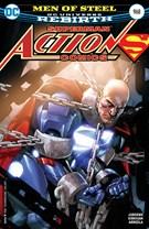 Superman Action Comics 1/15/2017