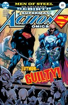 Superman Action Comics 3/1/2017
