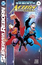 Superman Action Comics 5/15/2017
