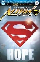 Superman Action Comics 11/1/2017