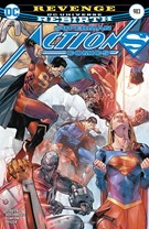 Superman Action Comics 9/1/2017