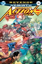 Superman Action Comics 9/15/2017