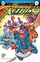 Superman Action Comics 1/15/2018
