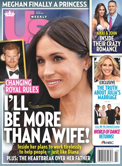 Us Weekly Cover - 5/28/2018