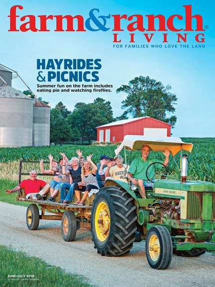 Farm & Ranch Living Cover - 6/1/2018