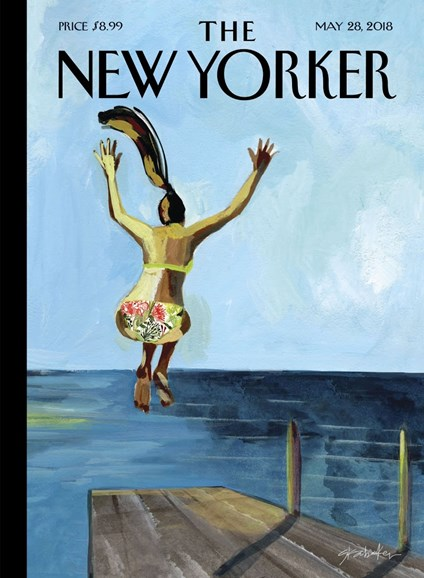 The New Yorker Cover - 5/28/2018